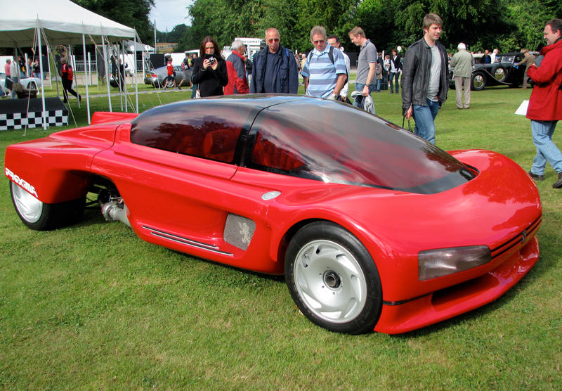 Peugeot Proxima by smevcars