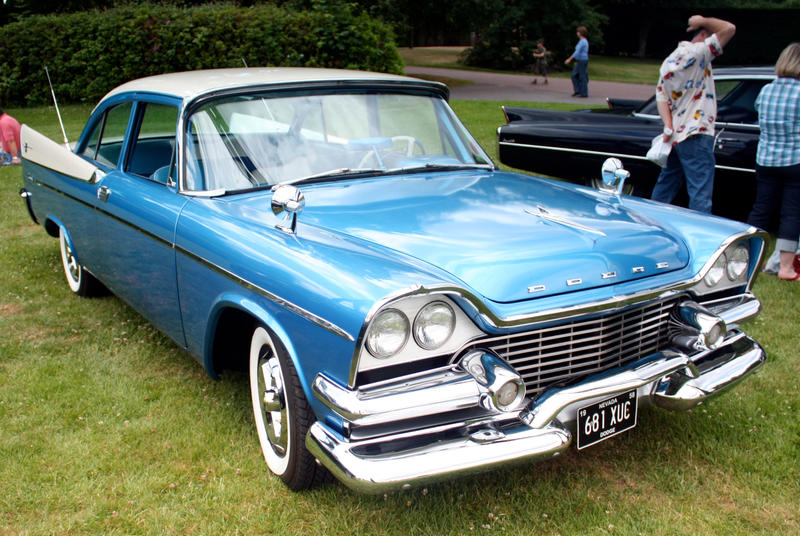 58 Dodge Coronet by smevcars on DeviantArt