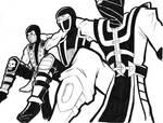 Dancin with the Ninjas