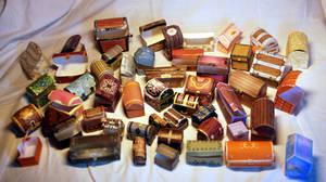 50 Treasure Chests