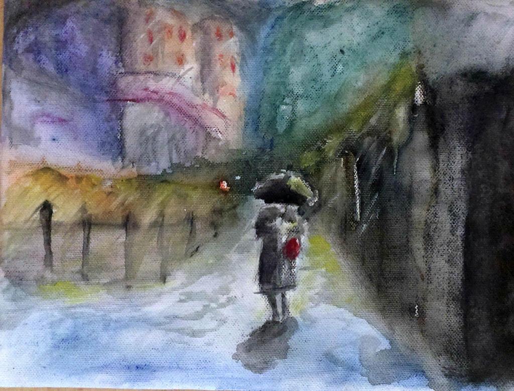Rainy day by vixenw