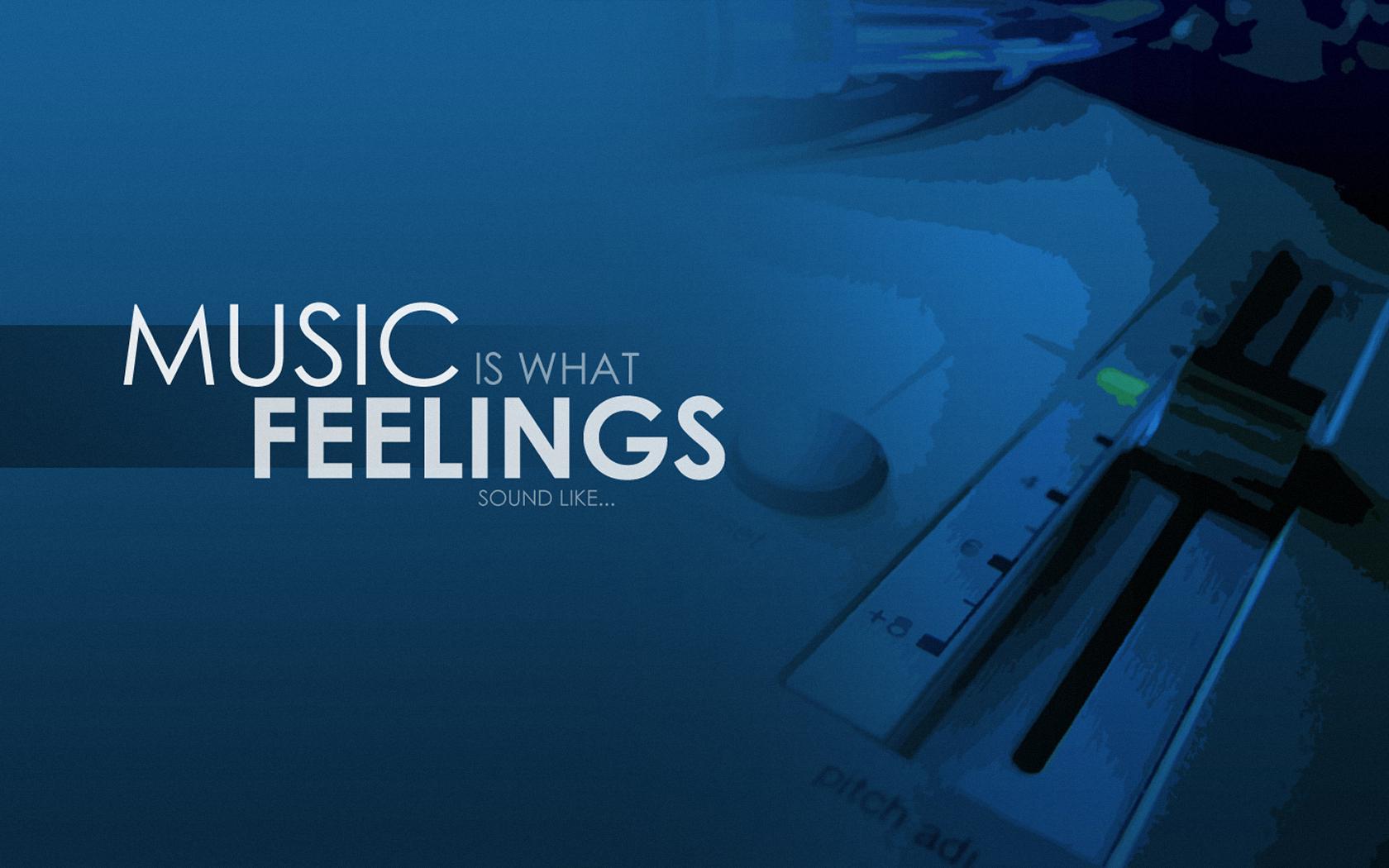 Musical Feeling 1680 x 1050