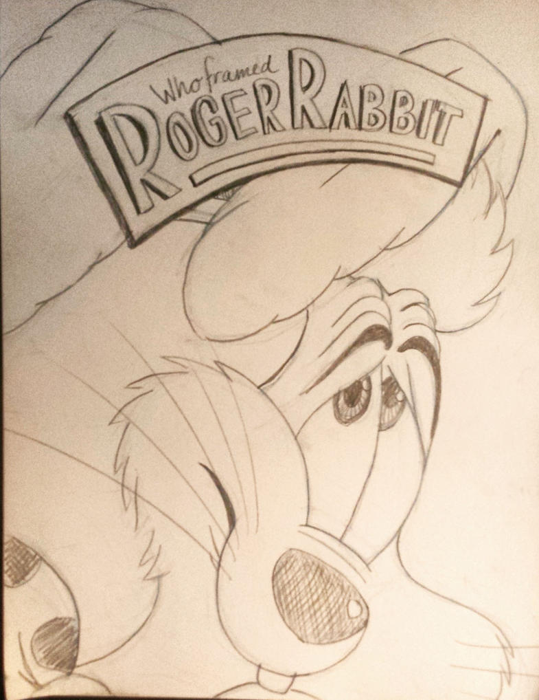Day 4 Who Framed Roger Rabbit by kromogami18