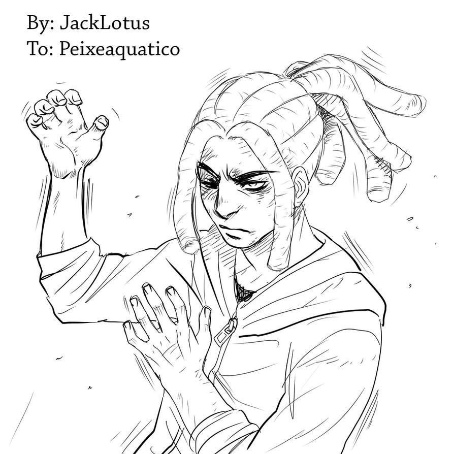 Dreads By Jacklotus