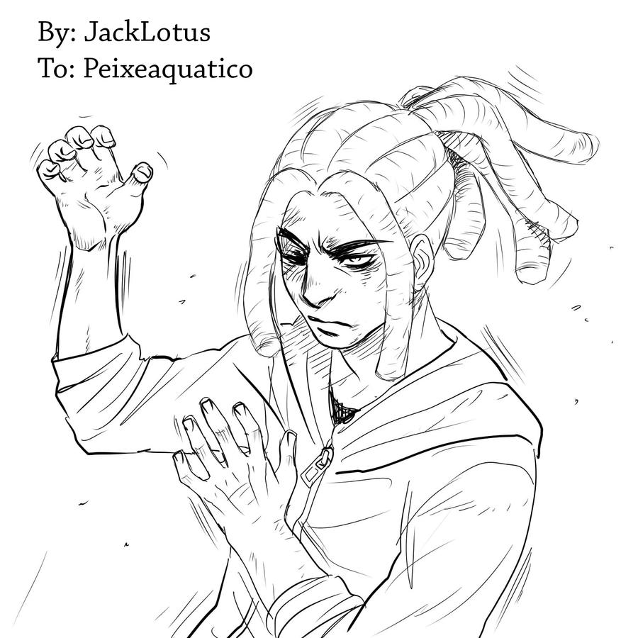 Dreads By Jacklotus Dreads By Jacklotus How To Draw Anime Best Drawing