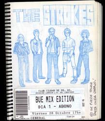 Sketchbook STROKES