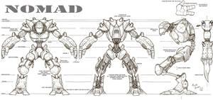 Nomad Model Sheet