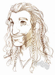 Loose Hair Fili by ToastyToastie