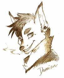 AT: Damian by ToastyToastie
