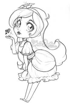 Princess Turnip [Commission Sample]