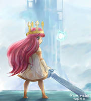 Aurora:Child of Light by Samiraho-topaz