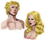 ASOIAF - Jaime and Cercei
