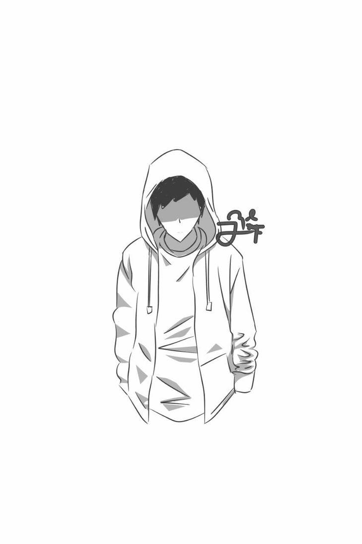 Alone boy by prasetyo03