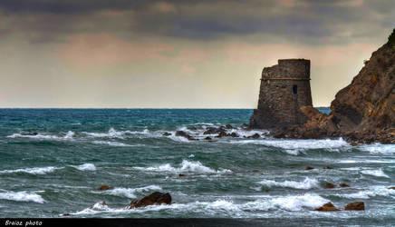 Prarola Tower by Braioz