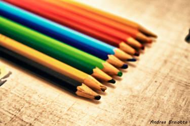 Pencils by Braioz