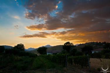 Sunset 180811 by Braioz