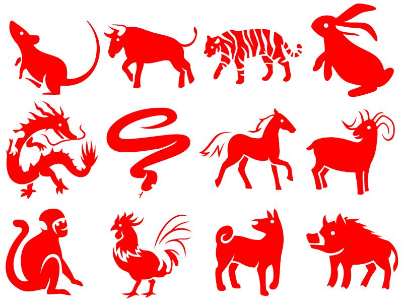 Chinese Zodiac Stencils By Dianastoneman On Deviantart