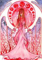 Blood Psychosis by Rakushina