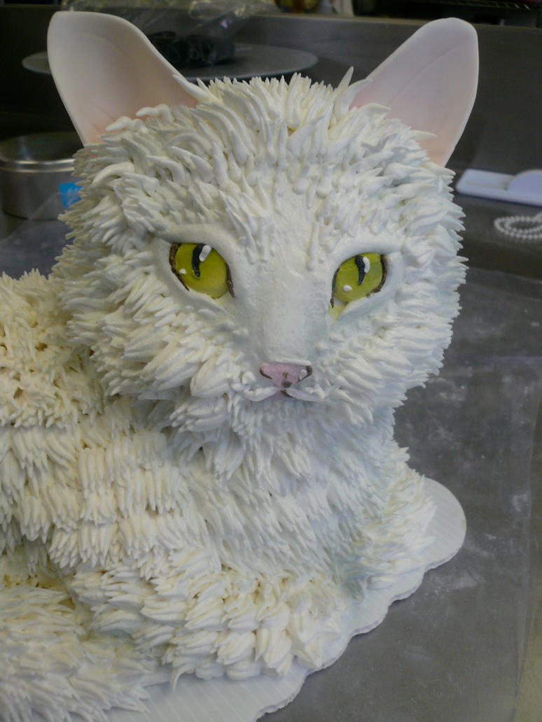 Cat Cake by keki-girl