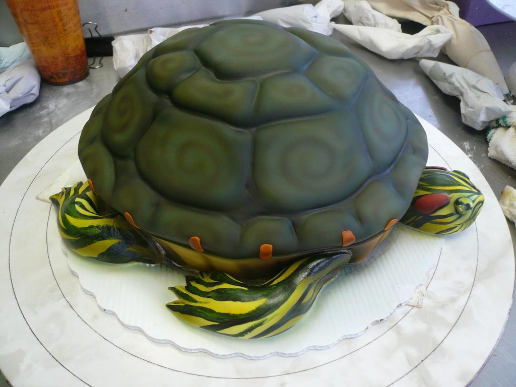 Рецепт торта черепаха в домашних условиях с фото 335