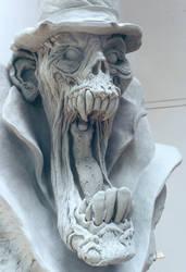 Graveyard Phantom by dreamfloatingby