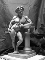 Hermes Enlargement progress 2 by dreamfloatingby