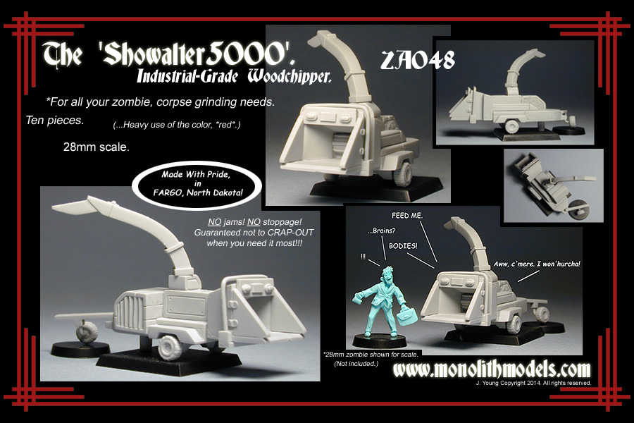 The Showalter5000 by dreamfloatingby