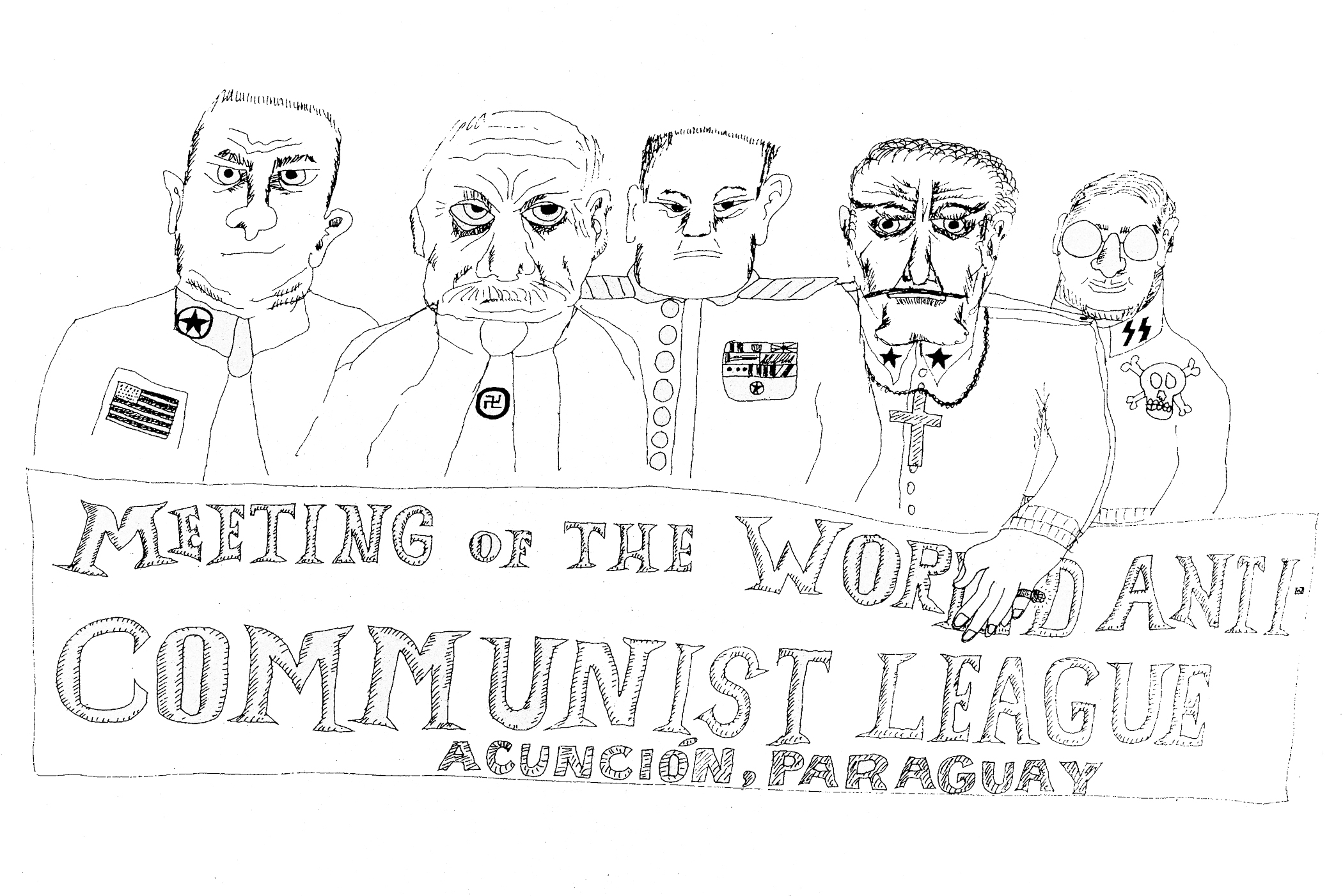 An introduction to the world anti communist league