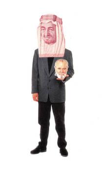 George Ibn Saud