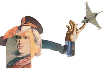 Plane Finger by jeffreybriggs