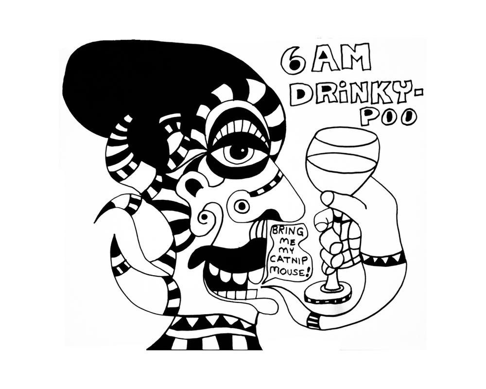 6am Drinky-Poo by jeffreybriggs