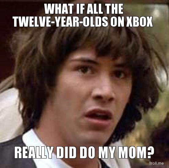 Tay, this is why I have no Xbox. by Zuerel