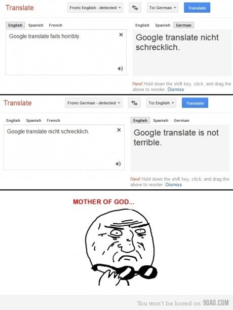 Google translate by Zuerel