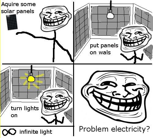 Electricity Troll by Zuerel
