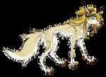 animalization of Deidara by FeurigenSatan