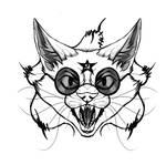 [sketch for tattoo] closed by FeurigenSatan