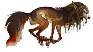 [metalhead-wolf adopt OPEN] - 150$