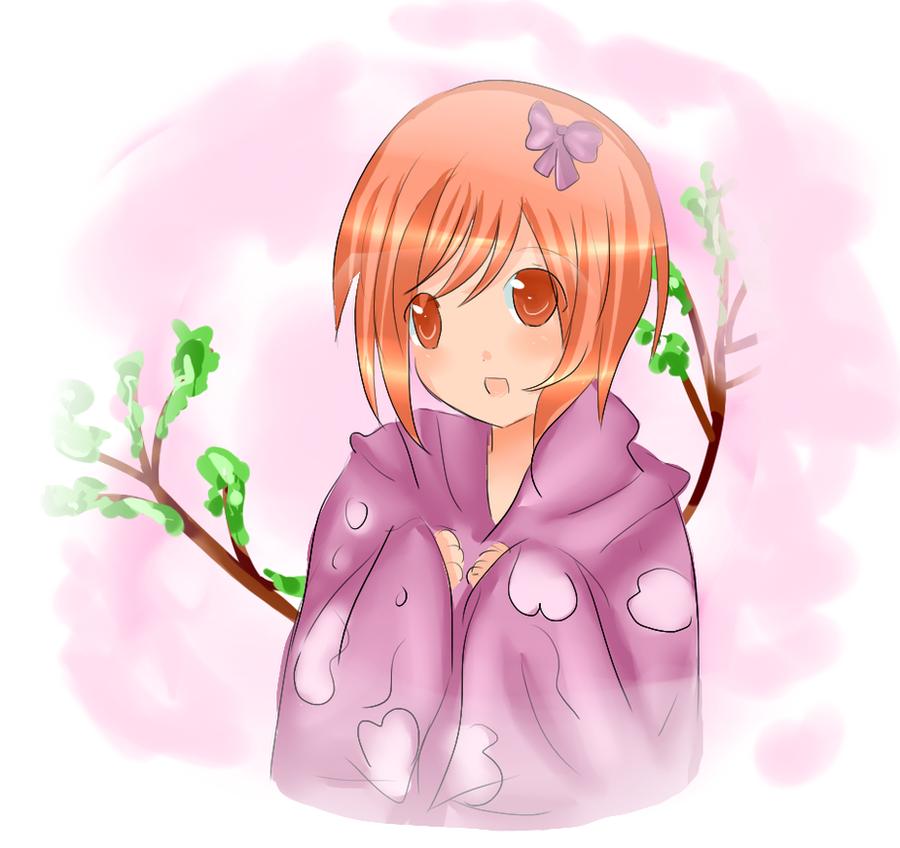 Kimono desu by Lucky-KaiRi