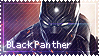 (Marvel) Black Panther - Stamp by Paolachief117