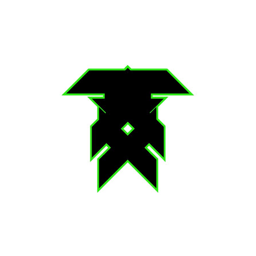 random glowing symbol by CRYPTICDrawing