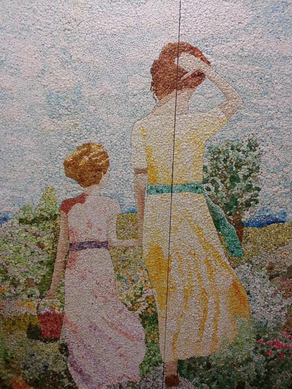 Eggshell Mural[1] by AgentTuxedoBird