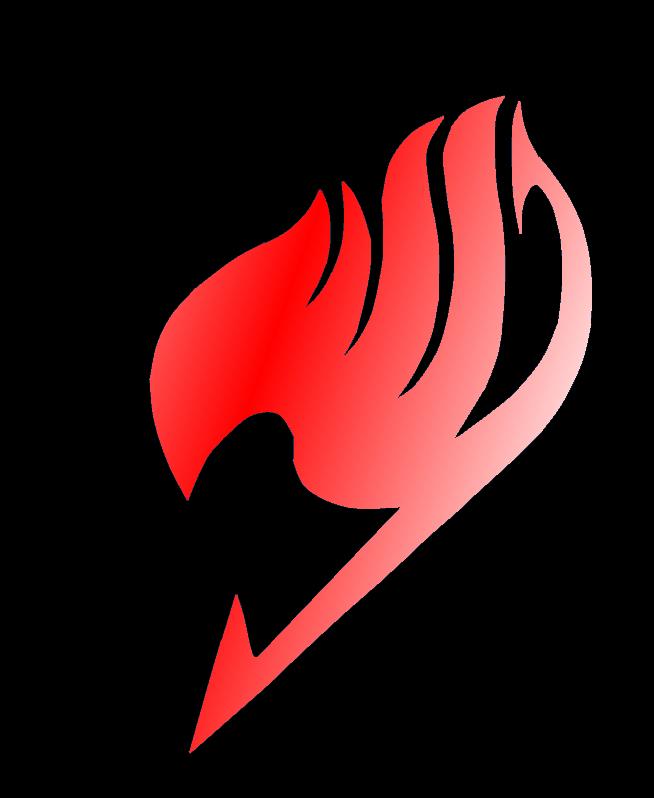 Fairy Tail Logo Red Fairy Tail Logo by Prinzhdamv