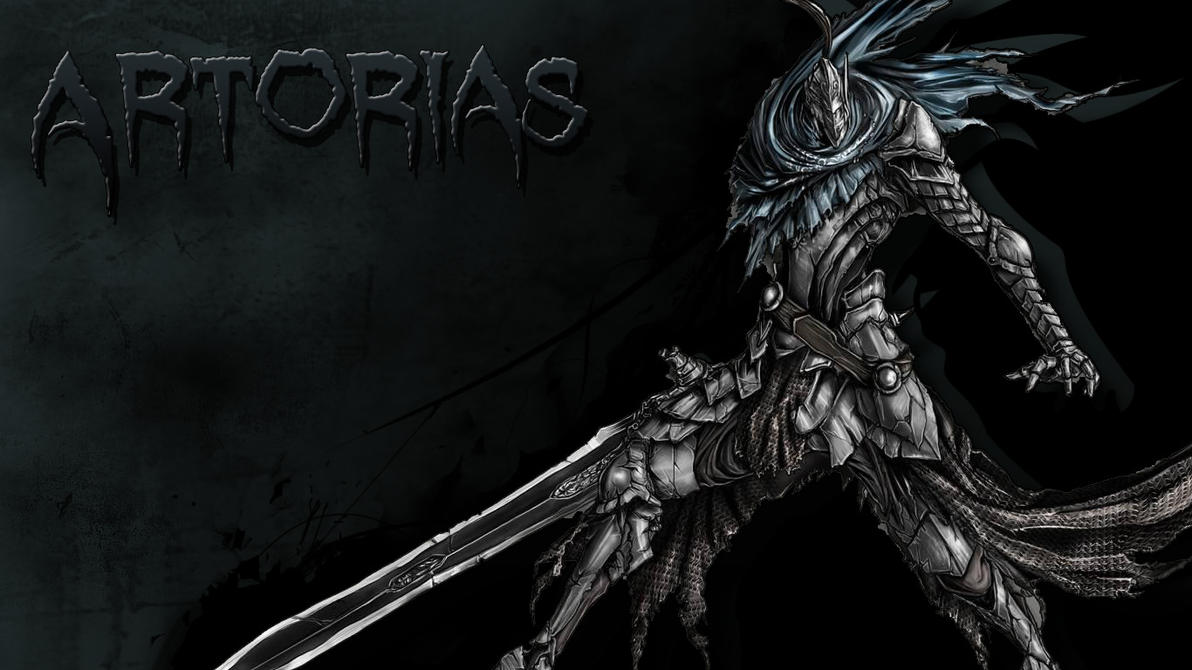 Knight Artorias The Abysswalker By TheOneTheOnlyAlastar