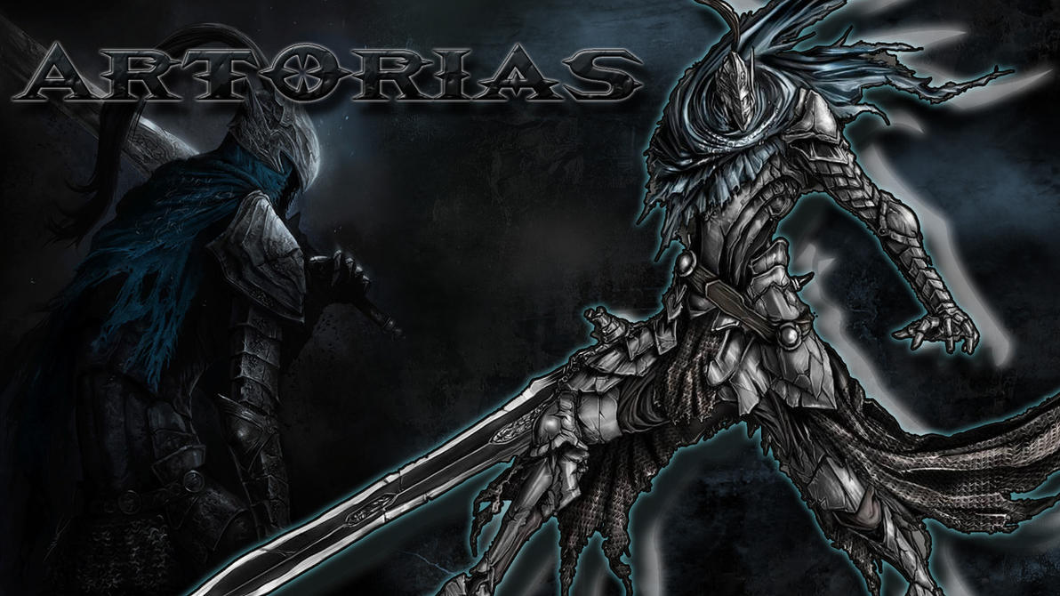 Artorias the abysswalker revisited by - Badass screensavers ...