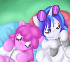 Xbox Ponies by SpectralPony