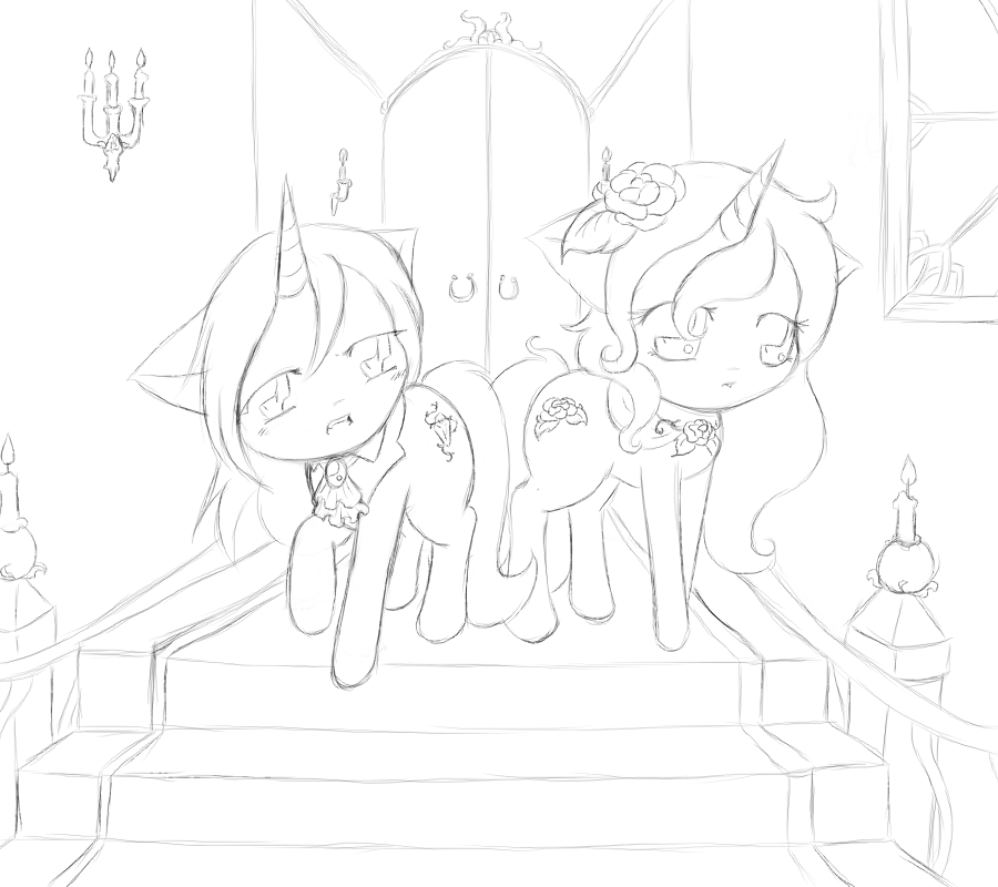 Part 29 WIP by SpectralPony