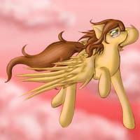 Fly Away by SpectralPony