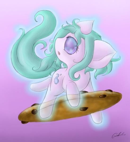 My Cookie by SpectralPony