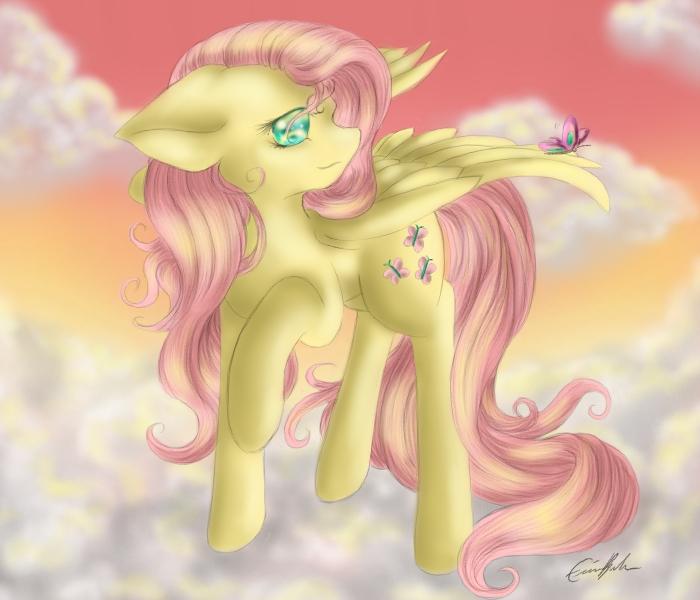 Fluttershy by SpectralPony