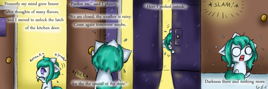 The Sugar Bat - Part 4 by SpectralPony